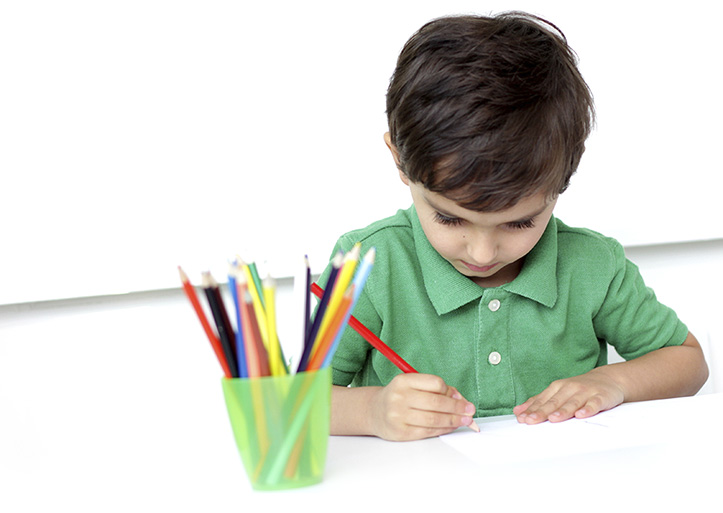 Almond Park Nursery - registering your child